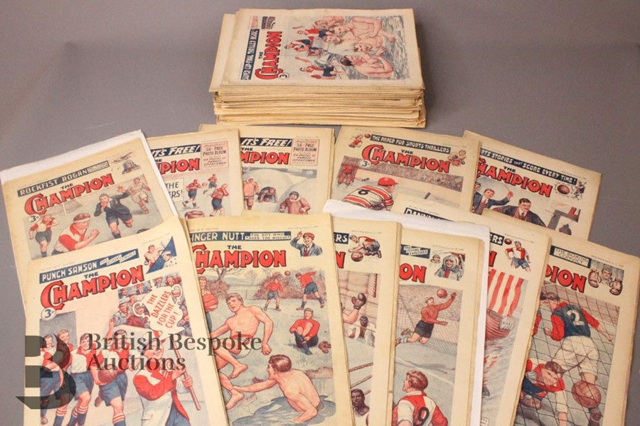 68 Champion Comics 1951-51