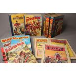 Hotspur Comics 1934-1950 and Twenty Annuals 1939-1988