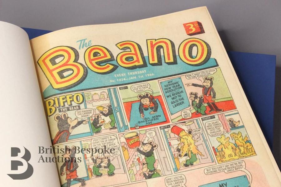 1966 Beano Bound Comics - Image 3 of 6
