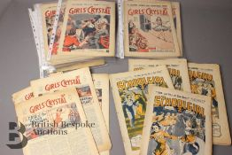 Girls Crystal Papers 1950-1951