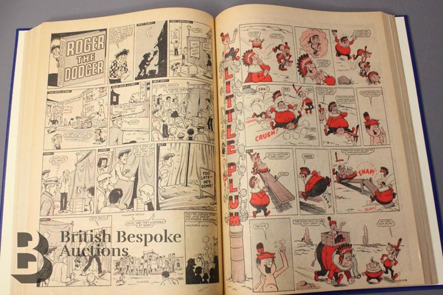 1970 Beano Bound Comics - Image 4 of 4