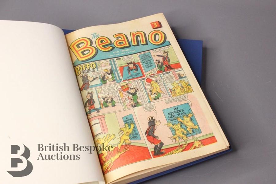 1966 Beano Bound Comics - Image 4 of 6