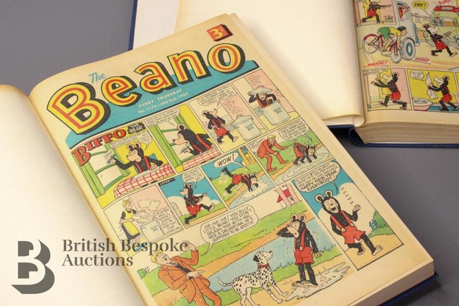 1965 Beano Bound Comics - Image 2 of 4