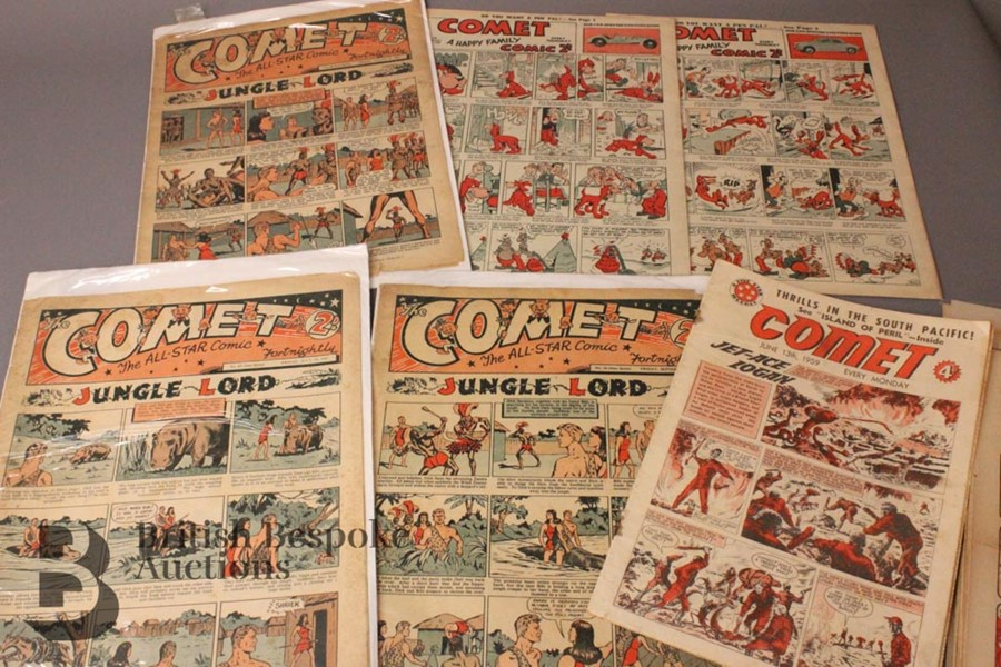 Fifty Two Assorted Comics from 1936 - Image 6 of 8