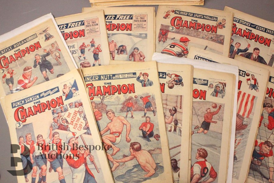 68 Champion Comics 1951-51 - Image 2 of 4