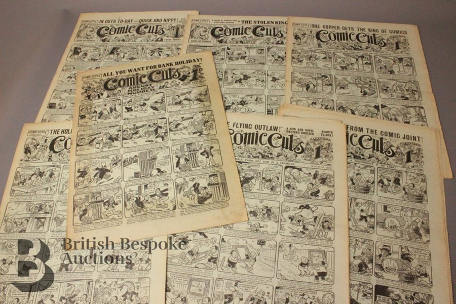 Fifty Two Assorted Comics from 1936 - Image 4 of 8