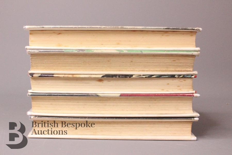 Five W.E Johns Biggles First Editions in Dust Jackets - Image 3 of 8