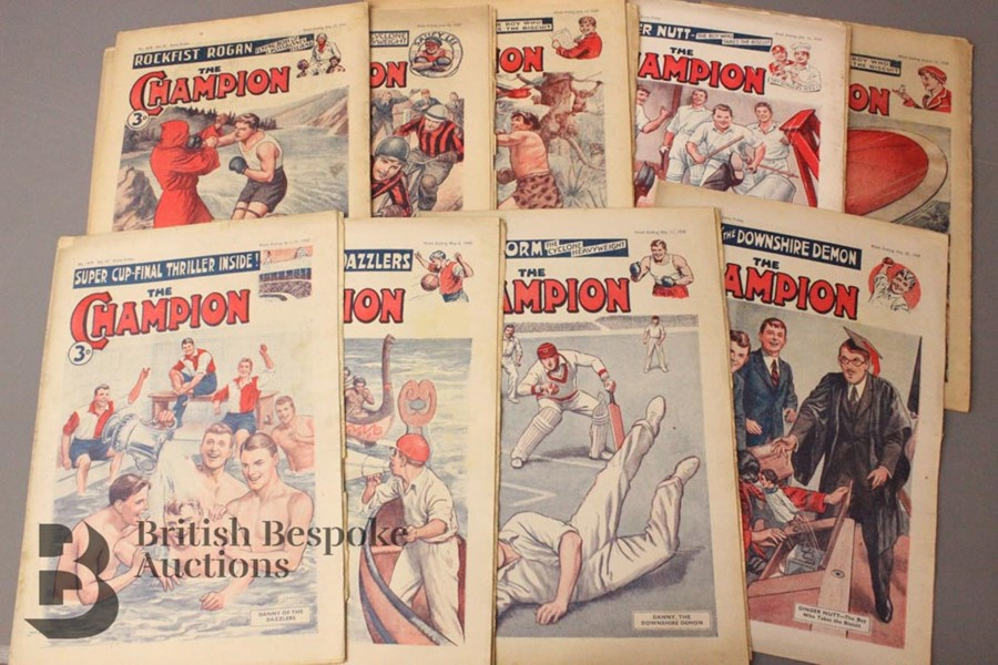 68 Champion Comics 1951-51 - Image 3 of 4