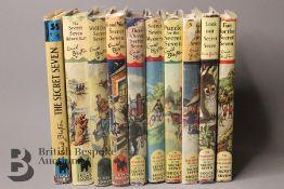 Ten Enid Blyton 1st Edition Books