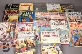 Four Boxes of Children's Fiction