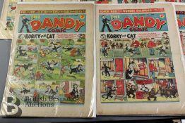 Dandy and Beano Comic