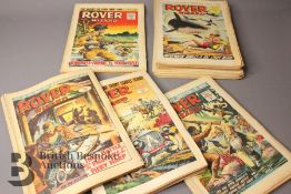 Forty Eight Rover and Wizard Comics