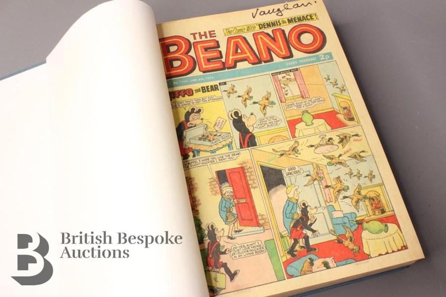 1973 Beano Bound Comics - Image 3 of 5