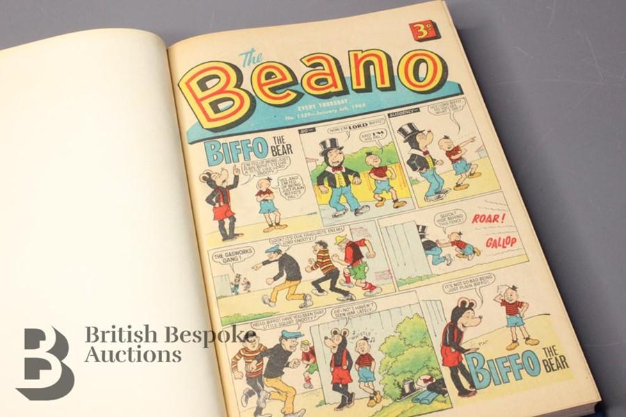 1968 Beano Bound Comics - Image 2 of 4