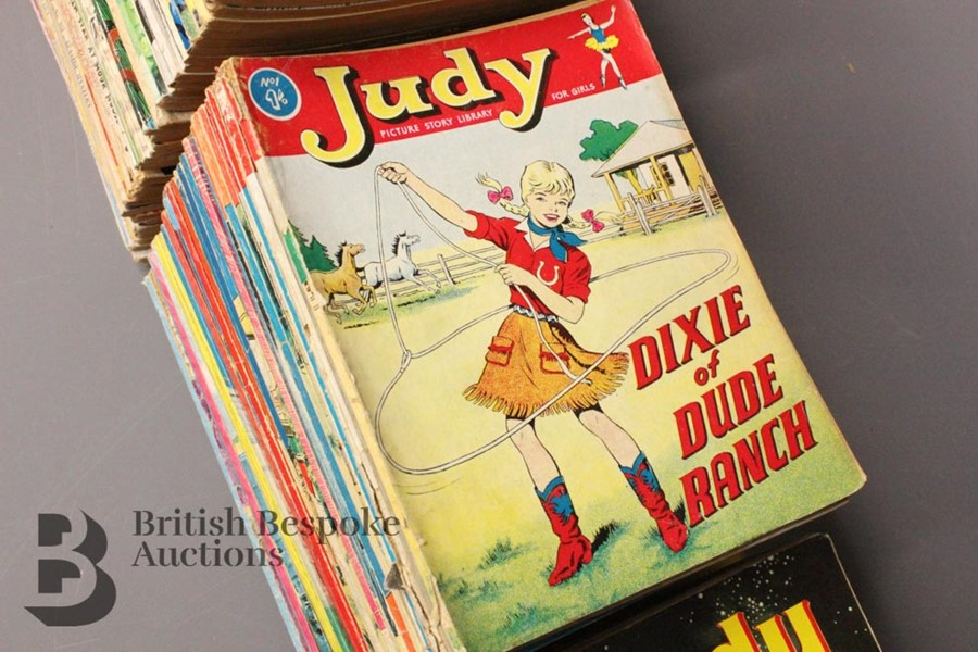 Twenty Seven Bunty Picture Story Library and Forty Four Judy Pictures Story Library - Image 5 of 5