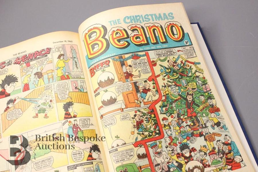 1965 Beano Bound Comics - Image 4 of 4