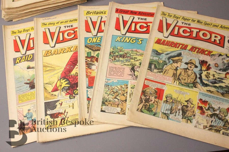 Thirty Four Victor Comics 1966-67 - Image 3 of 3