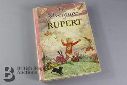 Rupert the Bear Annual 1939