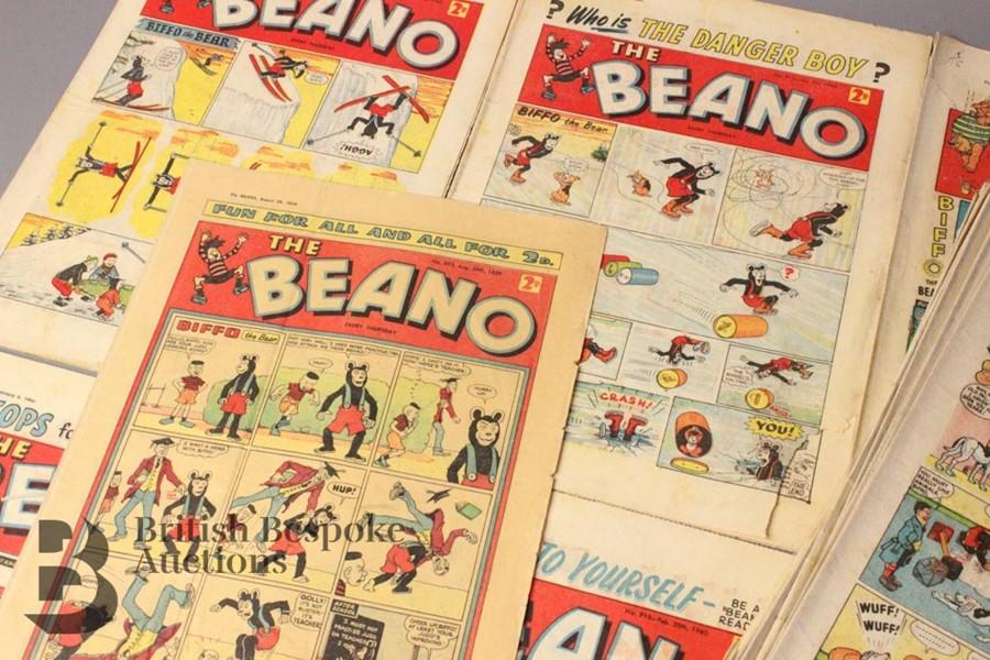 30 Beano Comics 1960-62 - Image 2 of 3
