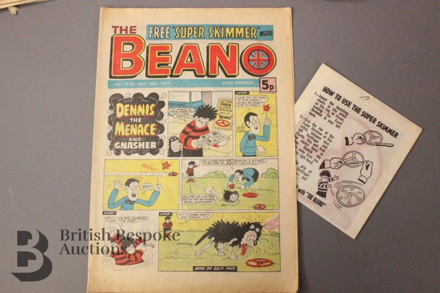 100 Beano Comics 1970-79 - Image 2 of 5