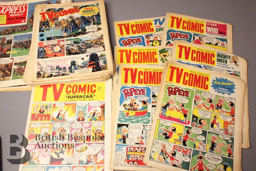 Thirty Five TV Comics 1962-70 - Image 4 of 5