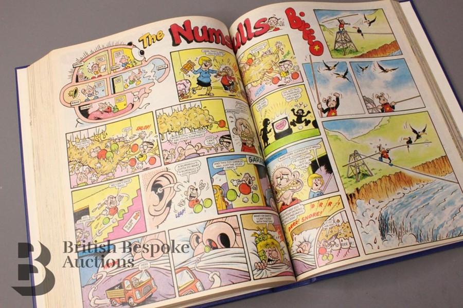 1997 Beano Bound Comics - Image 3 of 4