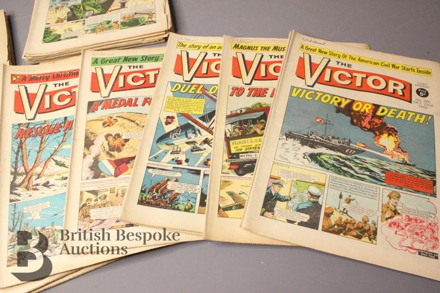 Thirty Four Victor Comics 1966-67
