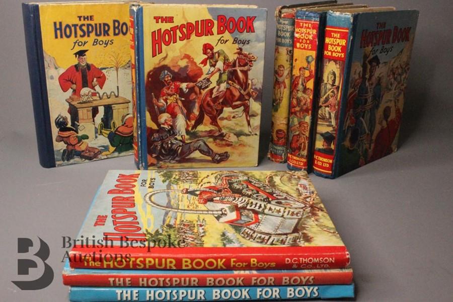 Hotspur Comics 1934-1950 and Twenty Annuals 1939-1988 - Image 3 of 3