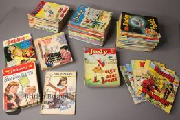 Twenty Seven Bunty Picture Story Library and Forty Four Judy Pictures Story Library