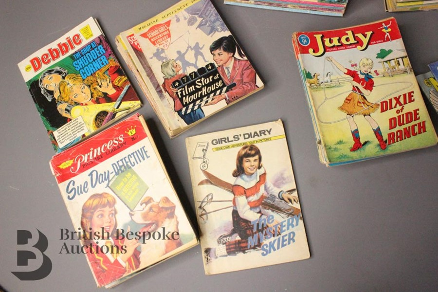 Twenty Seven Bunty Picture Story Library and Forty Four Judy Pictures Story Library - Image 2 of 5