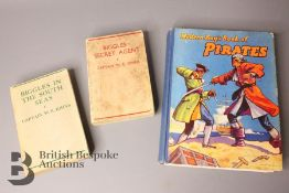 Modern Boys Book of Pirates by Flying Officer W.E Johns and Biggles Books