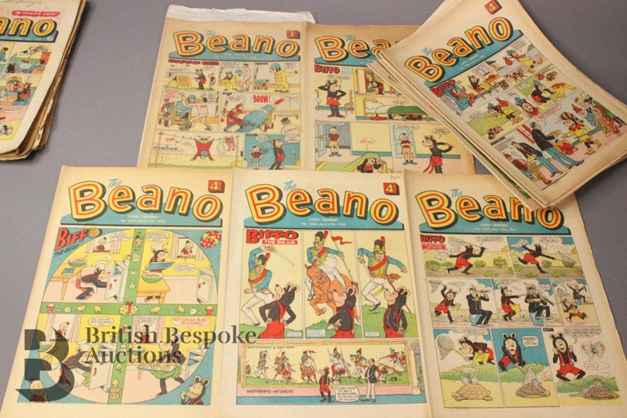 34 Beano Comics 1960-70 - Image 4 of 4