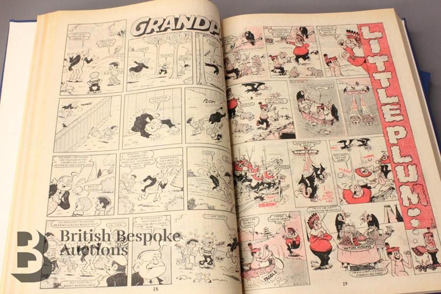 1976 Beano Bound Comics - Image 3 of 4
