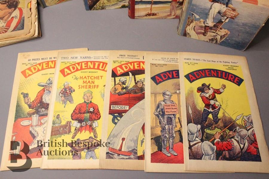 Twenty Three Comics 1936 Onwards - Image 2 of 4