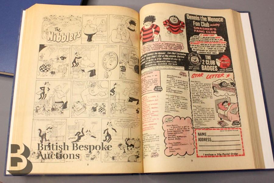1978 Beano Bound Comics - Image 4 of 4