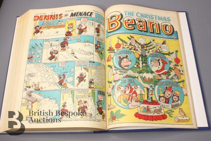 1966 Beano Bound Comics - Image 6 of 6
