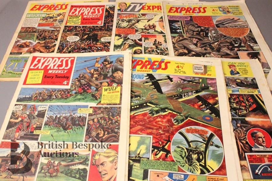 Thirty Five TV Comics 1962-70 - Image 2 of 5