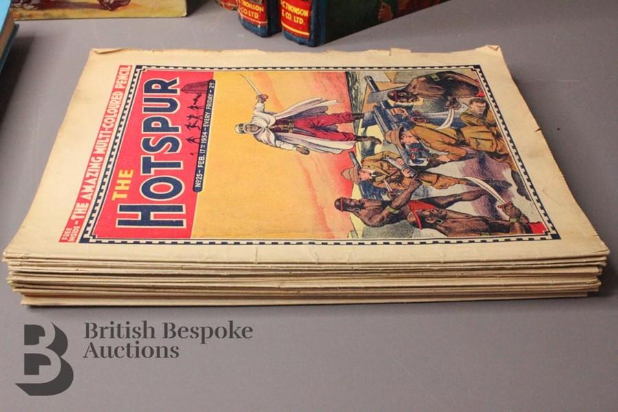 Hotspur Comics 1934-1950 and Twenty Annuals 1939-1988 - Image 2 of 3