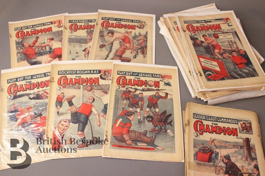 84 The Champion Comic 1945-49 - Image 3 of 4