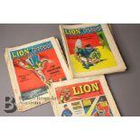 Thirty Six Lion/Lion Champion/Lion Eagle/Lion Thunder and Lion & Valiant 1962-75