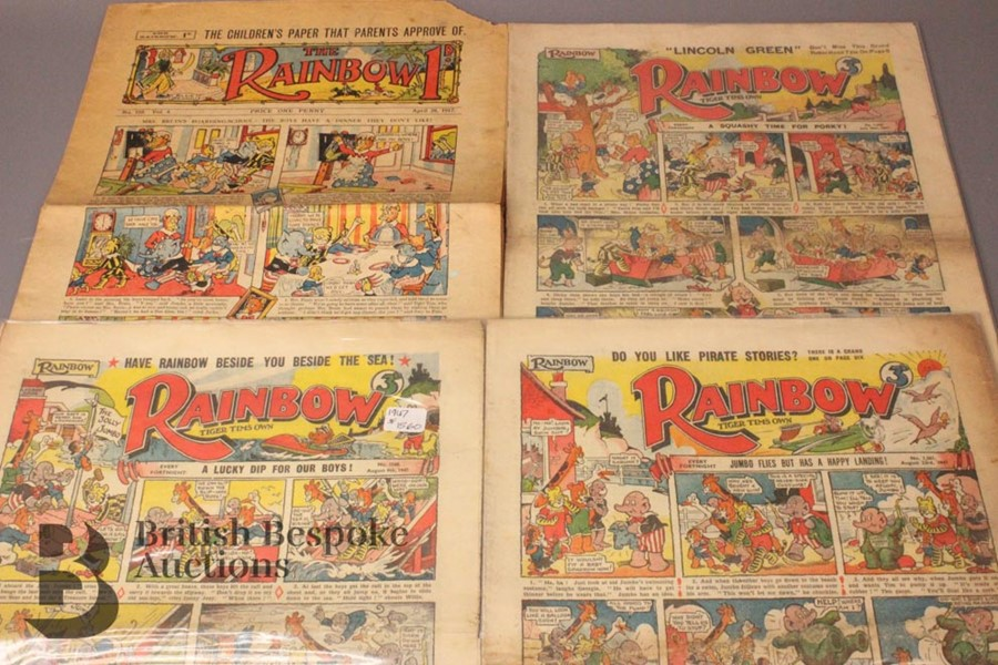 Fifty Two Assorted Comics from 1936 - Image 3 of 8