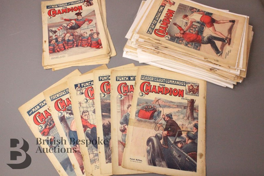 84 The Champion Comic 1945-49