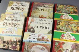 Rupert the Bear Facsimiles