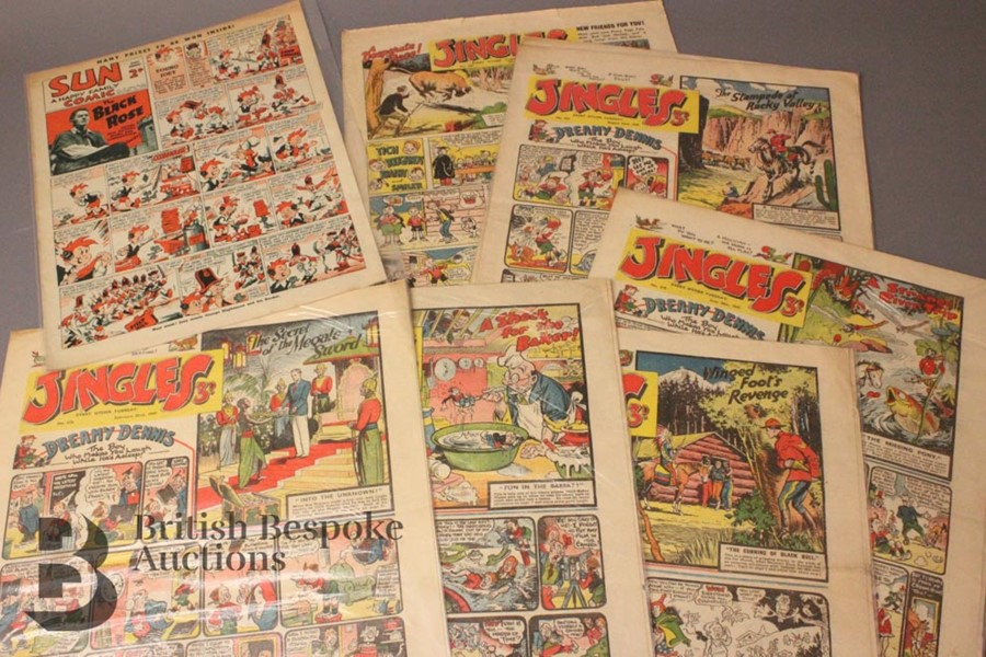 Fifty Two Assorted Comics from 1936 - Image 5 of 8