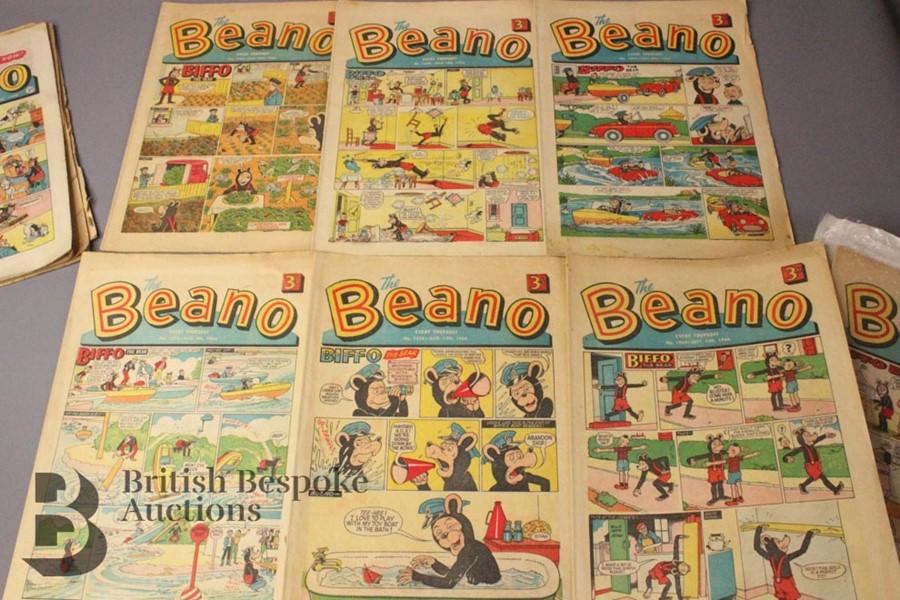 34 Beano Comics 1960-70 - Image 3 of 4