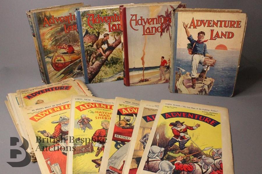 Twenty Three Comics 1936 Onwards