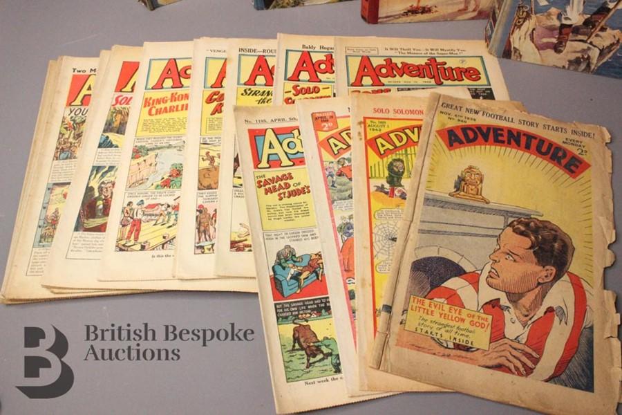 Twenty Three Comics 1936 Onwards - Image 3 of 4