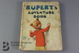 Rupert the Bear Annual 1940