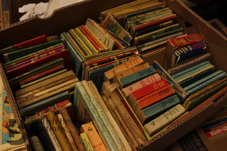 Approx. 150 Vintage Small Format Children's Books - Image 9 of 9