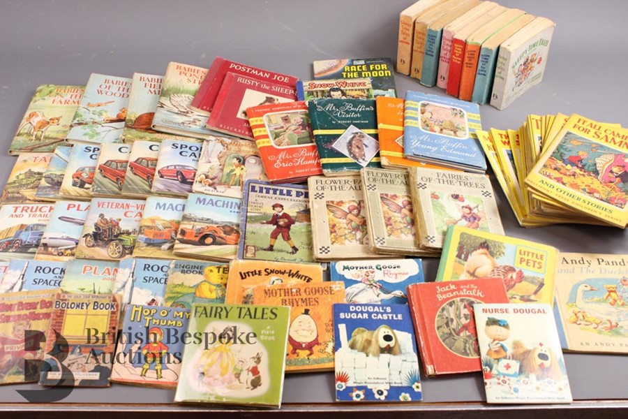 Approx. 150 Vintage Small Format Children's Books